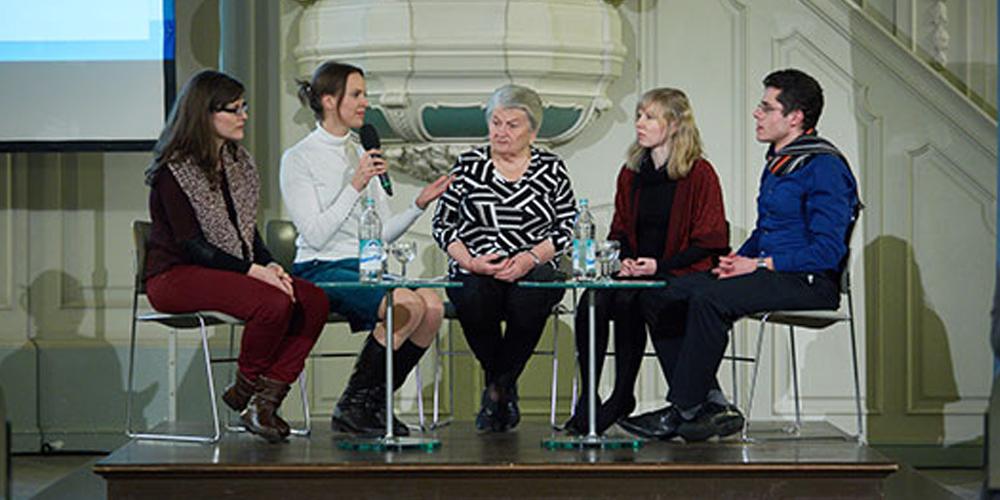Gedenkveranstaltung Berlin 2015
