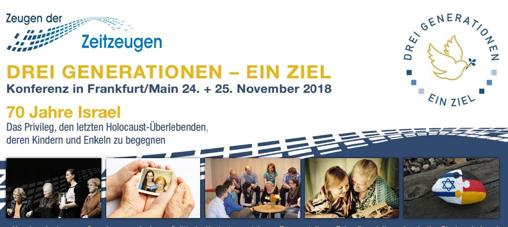 """Konferenz """"Drei Generationen – Ein Ziel"""" – Zeugen der Zeitzeugen"""